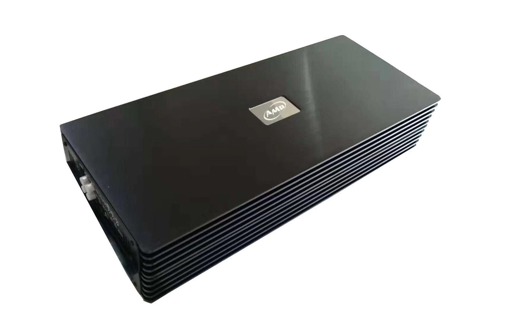 X65001 Power ClassD 6500Watts Mono Block One Channel Car Amplifier with Proctect Function